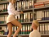 Porno en la biblioteca