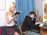 Primero estudian, despues follan