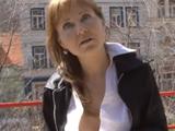 Sexo con una madura en plena calle