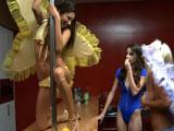 El desfile de Victoria's Secret … casero !!
