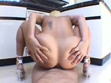 Tremenda follada anal para Mia Bangg