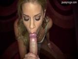 Mamada POV de una stripper