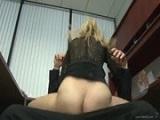 Que puta es mi nueva secretaria