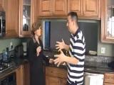 Follando con mi madrastra en casa de mi padre