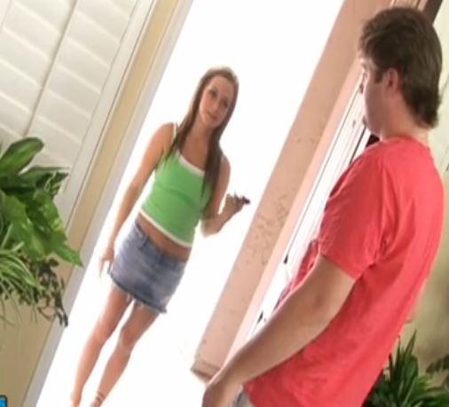 Mi otra vecina 005 en casa cuando el marido no esta - 2 part 3