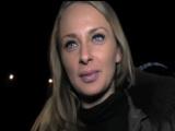 Sexo en público con rubia rusa, menudo pivón