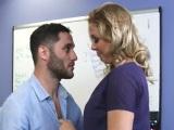 Sexo con la profesora de mi hijo