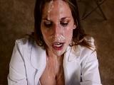 Así acaba la cara de mi novia cuando me hace una mamada