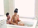 Primero una ducha con mi mujer y luego un buen polvazo