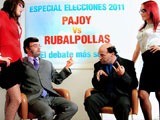 Rubalpollas o Pajoy: el debate vetado por la TV
