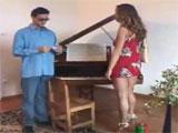 Sexo con el profesor de piano