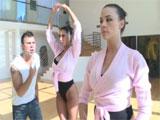 El profesor de ballet abusa de sus alumnas
