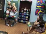 Clases de sexo en vivo en la universidad