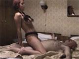 Sexo con mi tio en una habitación de hotel