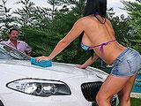 Sexo gracias a mi BMW - Actrices Porno